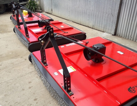 FHM TMC 120 mower